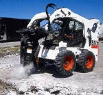 Skid Steers & Earth Moving Equipment